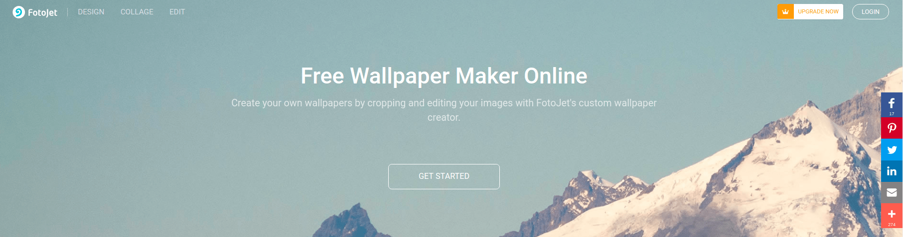 Different ways to create a wallpaper