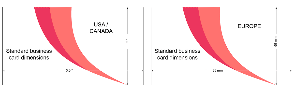 Business Card Dimensions