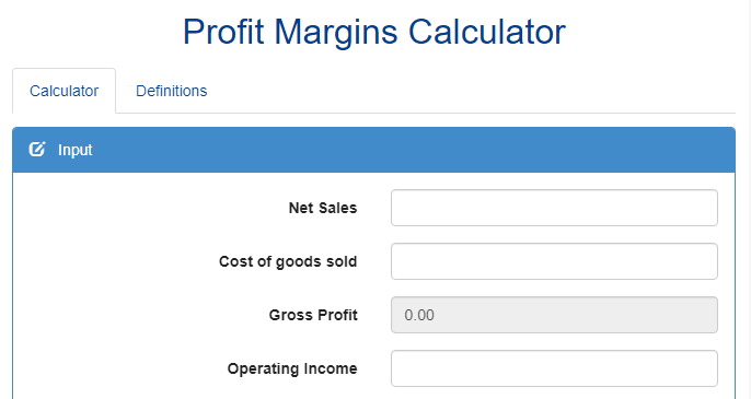 profitmargin