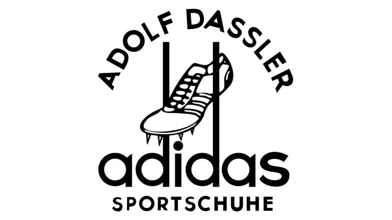 the 1st logo Adidas