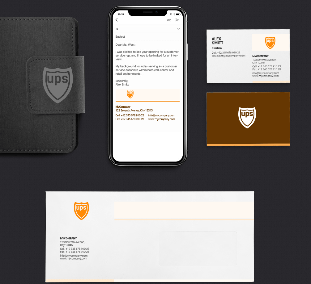 ᐈ Ups Logo How To Change While Staying True To Your Identity Logaster