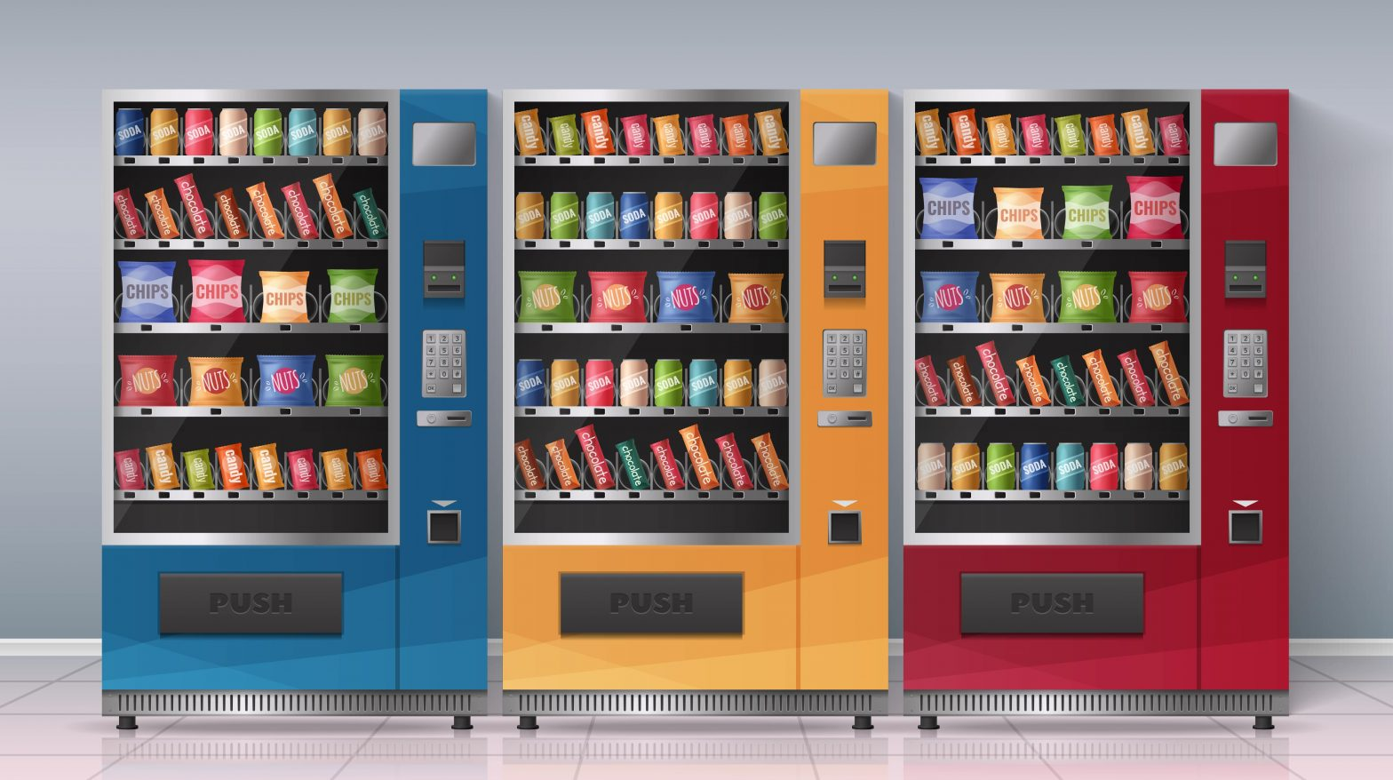 Vending Machine Business From A To Z